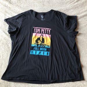 plus Size Torrid Tom Petty T-Shirt